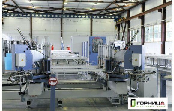 Производство пластиковых окон на Заводе Горница