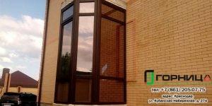 Пластиковые окна Elex в Краснодаре