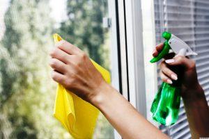 Пластиковые окна и уход за ними