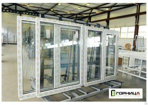 Производство пластиковых окон ELEX: технологии