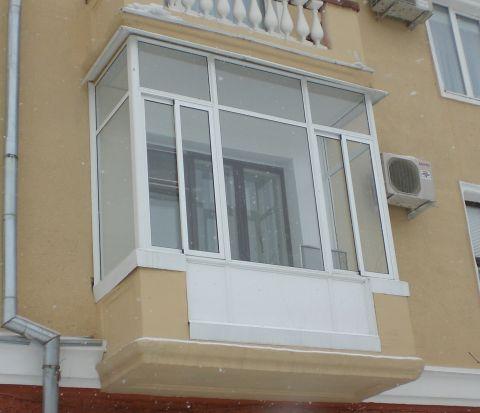 Весьма выгодная услуга? балкон в рассрочку от завода горница.
