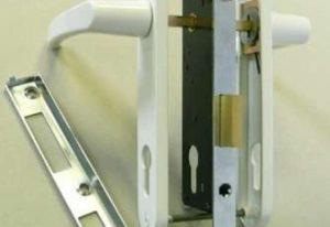 Дверные ручки - замки