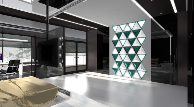 Стиль хай-тек и дизайн жилого помещения