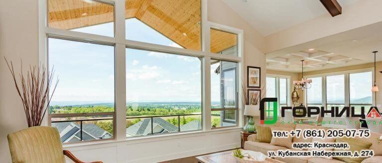 Новые окна, полностью изменяющие внешний вид вашего дома