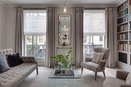 Стиль регентство в современной мебели