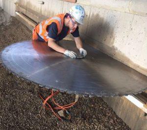 4 Удивительные преимущества использования алмазной резки бетона