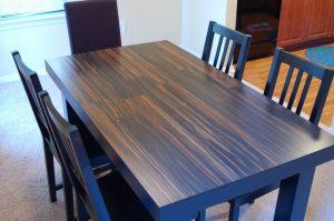 Ламинированные столы