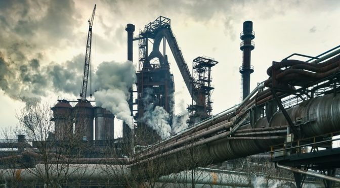 Опасность химического воздействия на рабочем месте