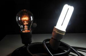 Люминесцентная лампа в нашей жизни