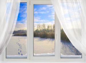 Советы, чтобы подготовить ваши окна противостоять предстоящей зиме