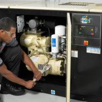 Сервис и обслуживание компрессоров