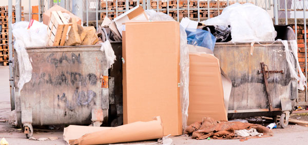 Удаление мусора. Руководство по избавлению от него. Часть 2