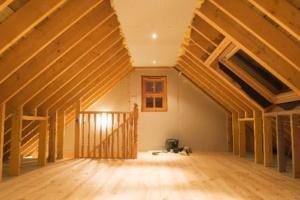 Как превратить чердак в жилое пространство