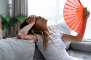 Как кондиционер может предотвратить обезвоживание во время жары
