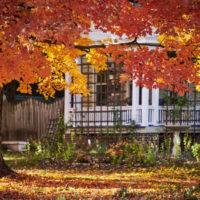Контрольный список для обслуживания осеннего дома