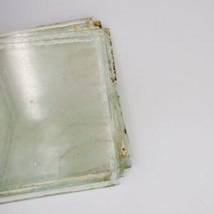 Как очистить мутное стекло