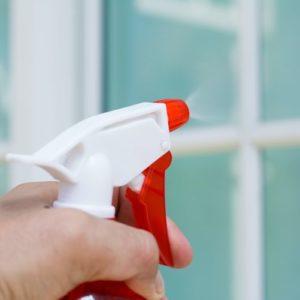 Очиститель стекла своими руками