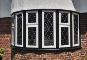 Окна в стиле Тюдоров