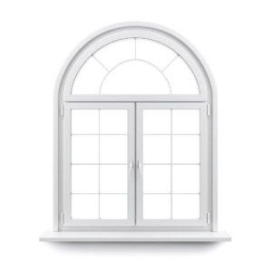 Причины выбрать арочные окна для дома