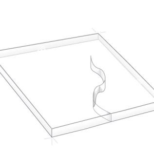 Разрушение стекла при термическом напряжении