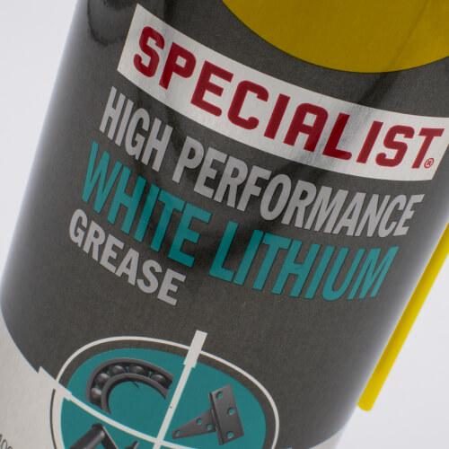 Высокоэффективная белая литиевая смазка WD-40