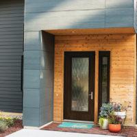 5 причин по которым дождевое стекло является идеальным вариантом конфиденциальности для вашего дома
