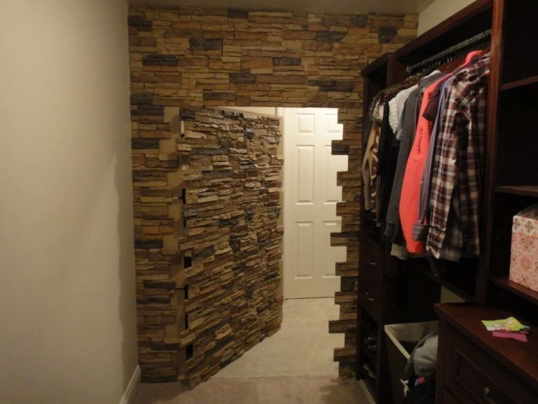 Добавьте вид кирпича, камня или дерева в свой дом или офис.