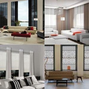 Соедините свой стиль дизайна интерьера с идеальной обработкой окон!